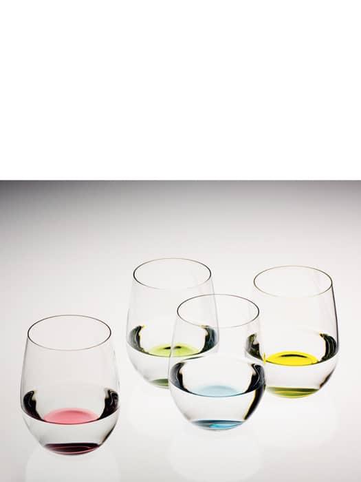 Riedel O glasses – Set of 4 Happy O