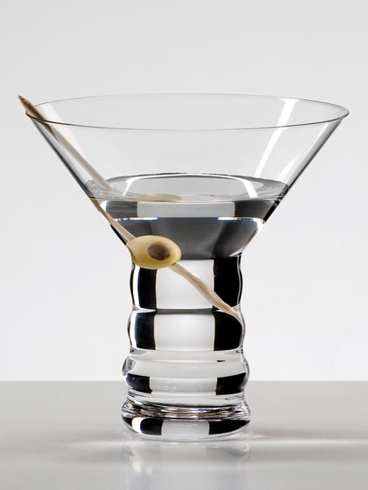 Riedel O glass – Martini