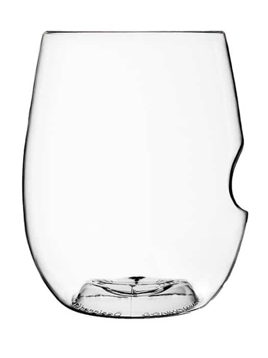 Box of 4 red wine Polymer glasses – Govino