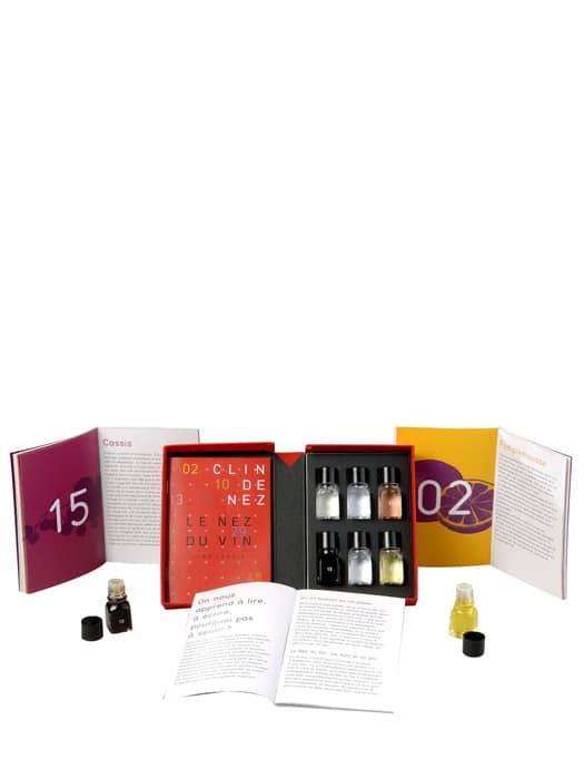 Nez du Vin 6 aromas