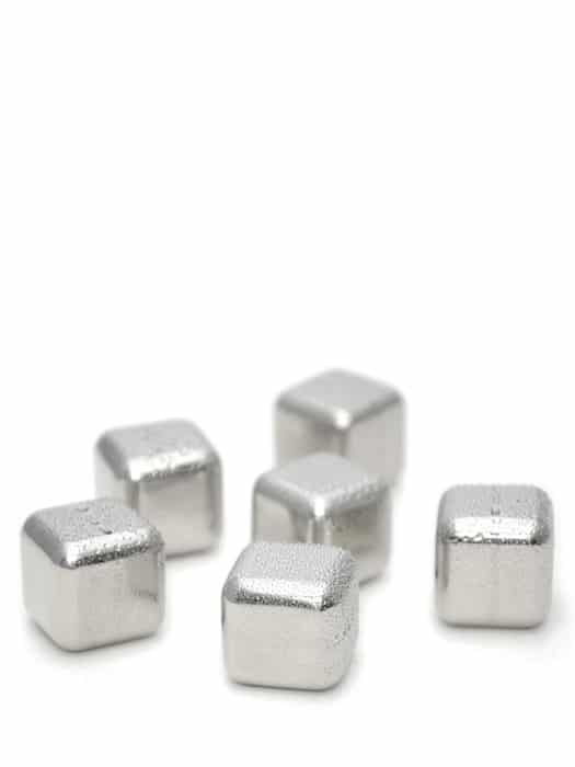Stainless Steel Icecubes
