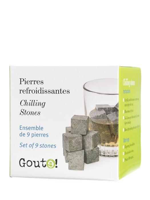 Pierres refroidissantes – Gouté