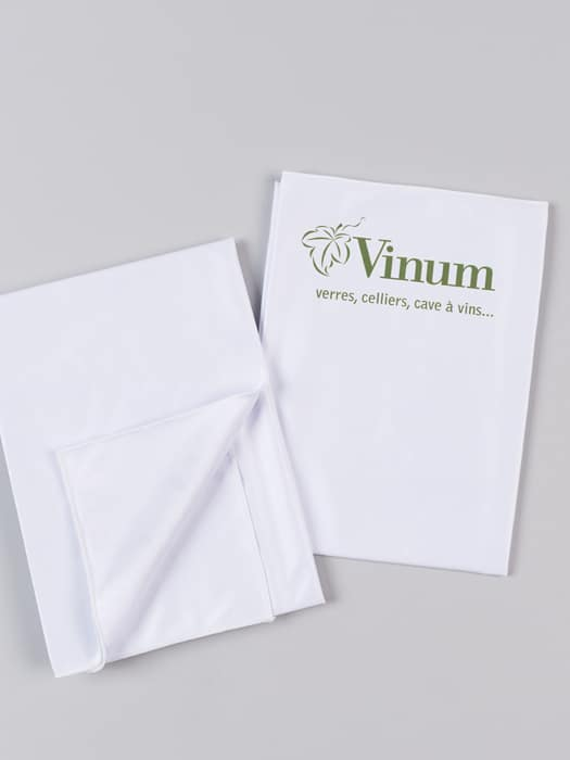 Vinum microfiber polishing cloth