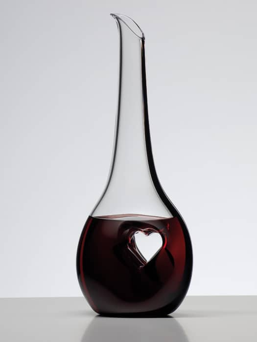 Riedel Decanter – Black Tie Bliss