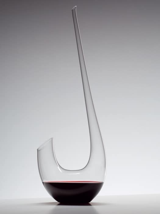 Riedel decanter – Swan
