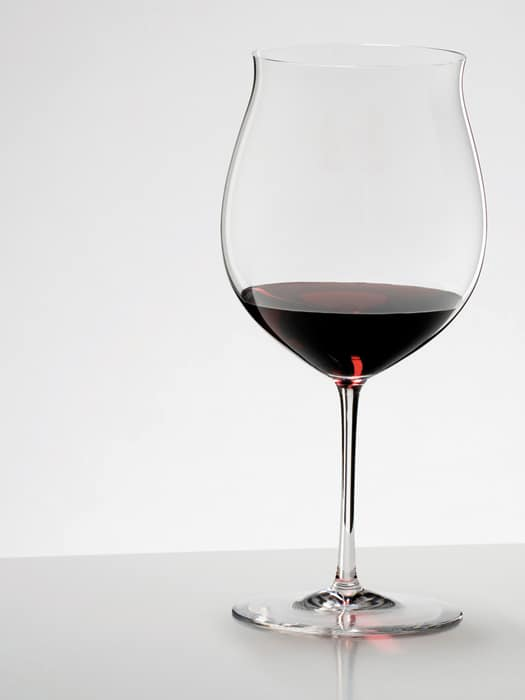 Riedel Sommeliers glass – Burgundy Grand Cru