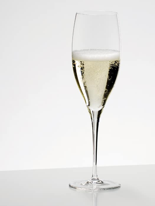 Riedel Sommeliers glass – Vintage Champagne