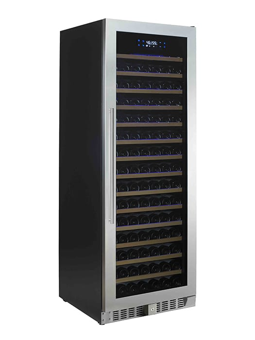 Wine cellar Platinum 194 bottles Stainless Steel by Wine Cell'R