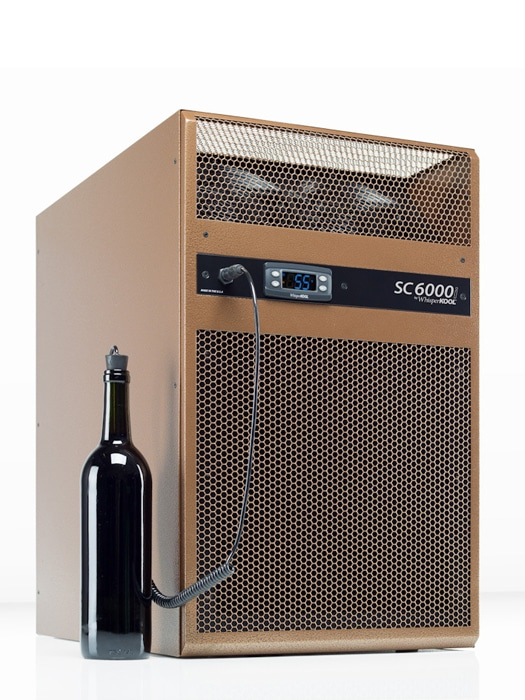 Climatiseur de cave à vin WhisperKool SC 6000i
