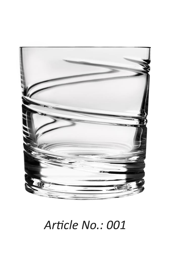 Whisky Roulette glass no. 1 – Shtox