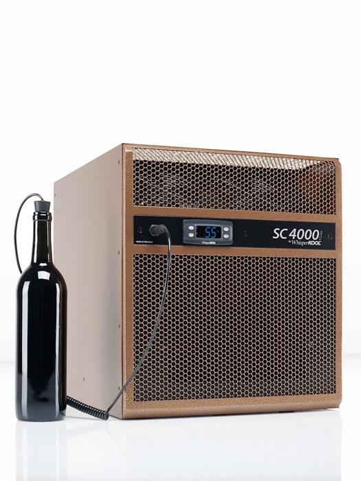 Climatiseur de cave à vin WhisperKool SC 4000i