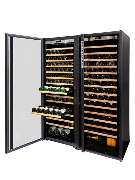 Vinum Design - cellier Transtherm Ermitage Double