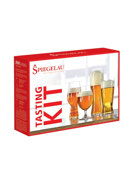 Beer glasses Tasting kit – Spiegelau