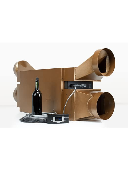 Wine cellar cooling unit 5000tiR WhisperKool Ducted Extreme Series