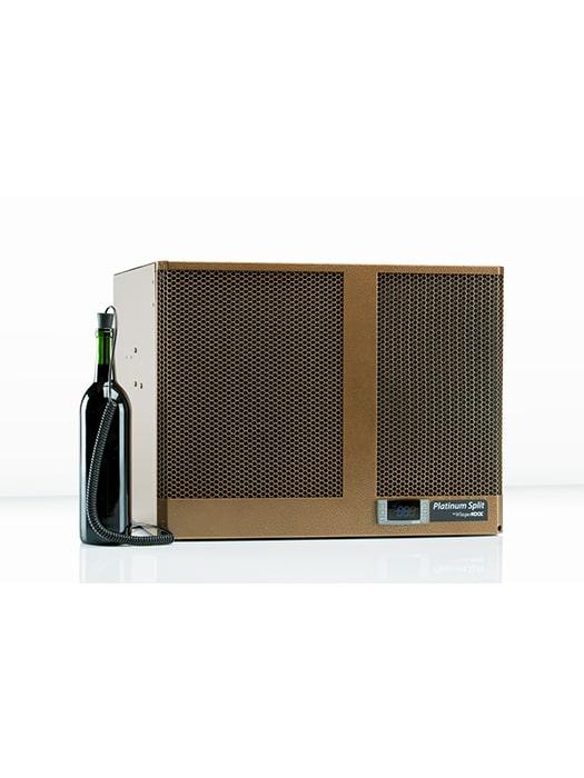 Climatiseur de cave à vin WhisperKool Platinum Split 8000