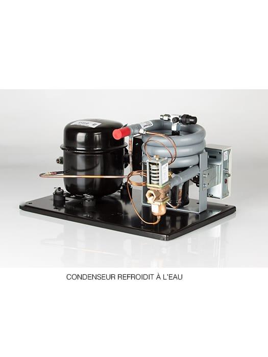 Wine cellar cooling unit 4000 WhisperKool Platinum Split Series