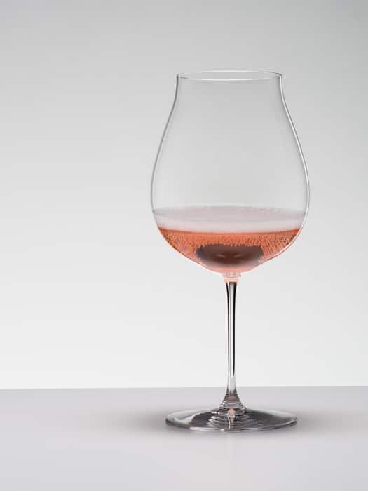 Riedel Veritas glass – New World Pinot Noir