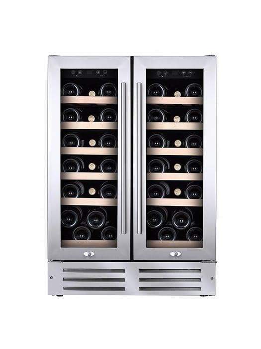 Cellier Wine Cell'R Platinum Centre de breuvage 2 zones