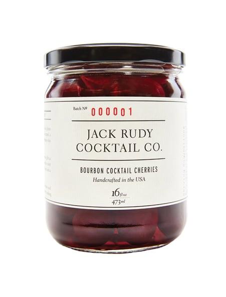 Cerises à cocktail au bourbon – Jack Rudy