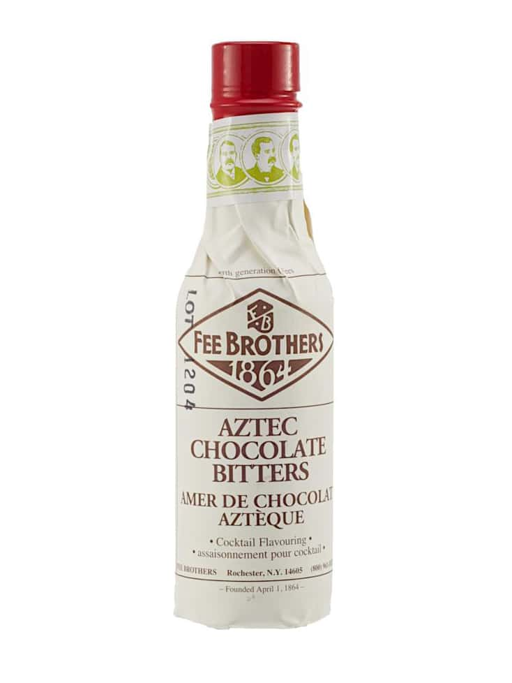 Bitters (amer) de chocolat aztèque – Fee Brothers