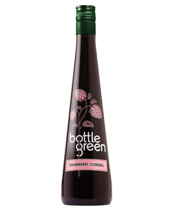 Cordial Fraise – Bottle Green