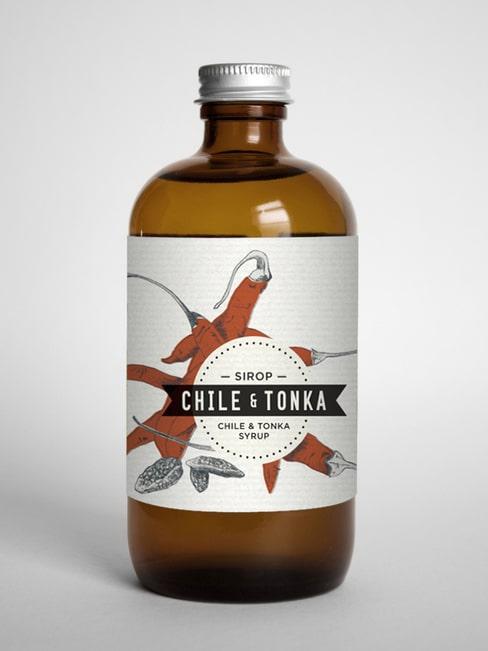 Sirop Chile et Tonka – Les Charlatans