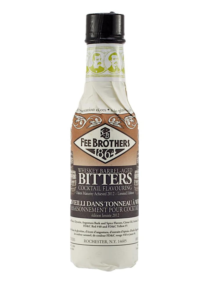 Bitters (amer) Fût de whisky – Fee Brothers