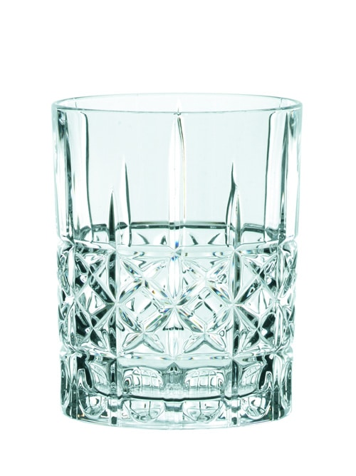 Set of 4 whisky glasses 'Highland'