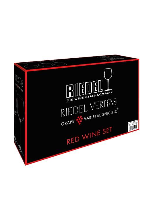Riedel Veritas Tasting Kit RED