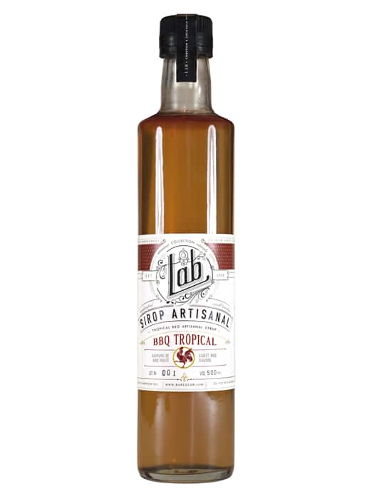 Tropical BBQ Syrup – Le Lab