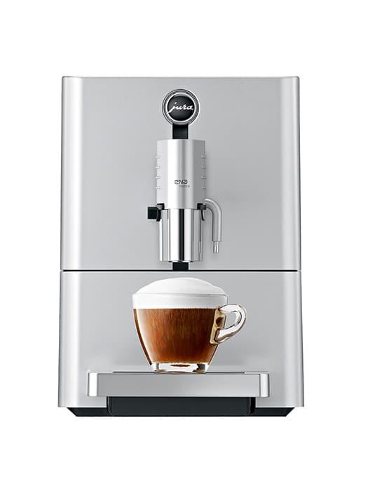 Machine À Café Jura Ena Micro 9 - Argent - Vinum Design