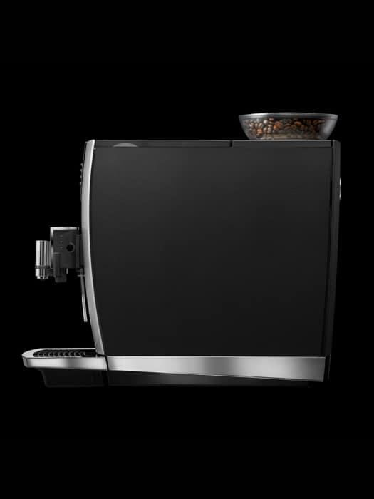 Jura GIGA 5 Coffee machine – Shiny silver