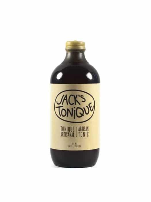 Sirop Tonique artisanal – Jack's Tonique