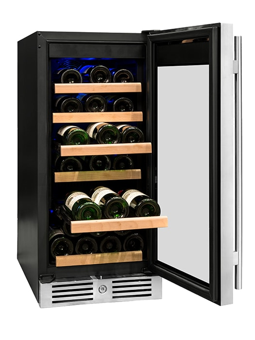 Wine cellar 26 bottles by Vinum