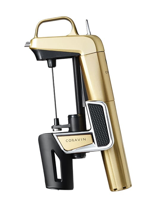 Coravin Model Two Elite Or (2 capsules incluses)