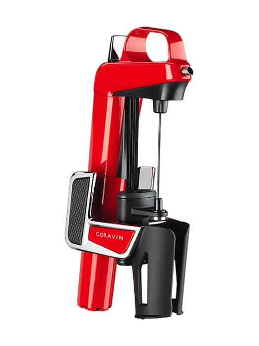 Coravin Model Two Elite Rouge (2 capsules incluses)