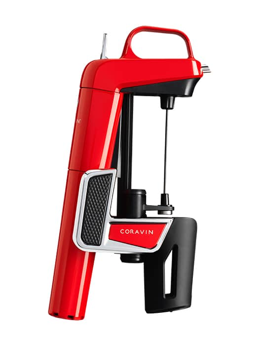 Model Two Red Elite Wine System – Coravin