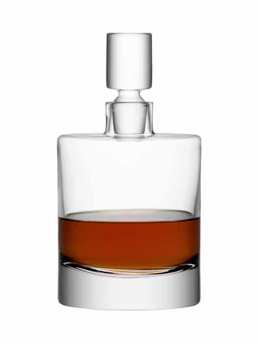 Boris whisky decanter