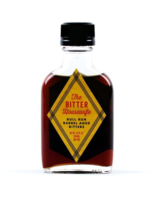 Bull Run Barrel aged bitters – The Bitter Housewife