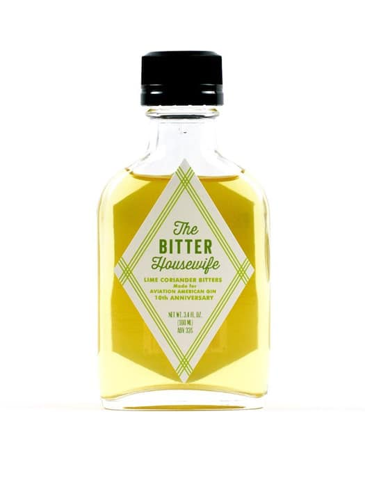 Bitters (amer) Lime-Coriandre – The Bitter Housewife