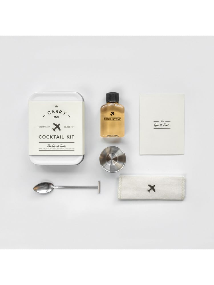 Carry On Cocktail Kit – Gin & Tonic