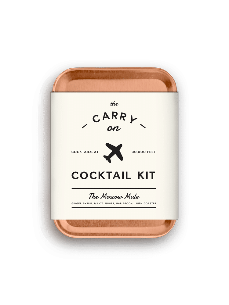 Carry On Cocktail Kit – Moscow Mule