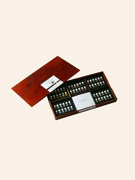 Aromabar 60 arômes – Coffret Premium