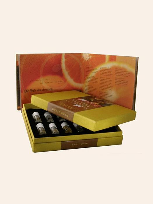 Aromabar 12 arômes – Vin blanc