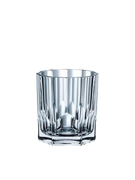 Carafe à whisky et 6 verres 'Aspen'