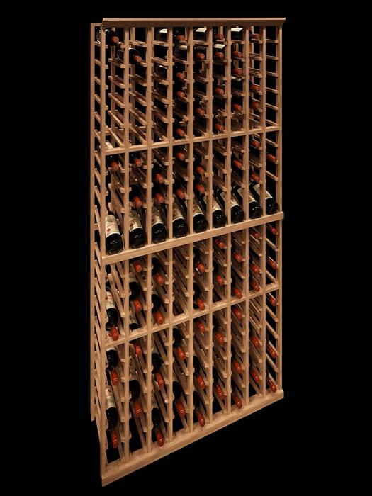 Support à bouteilles individuelles 9 colonnes – Elite Kit