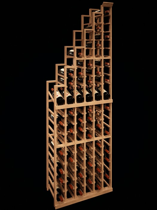 Individual bottles rack Cascade left – Elite Kit