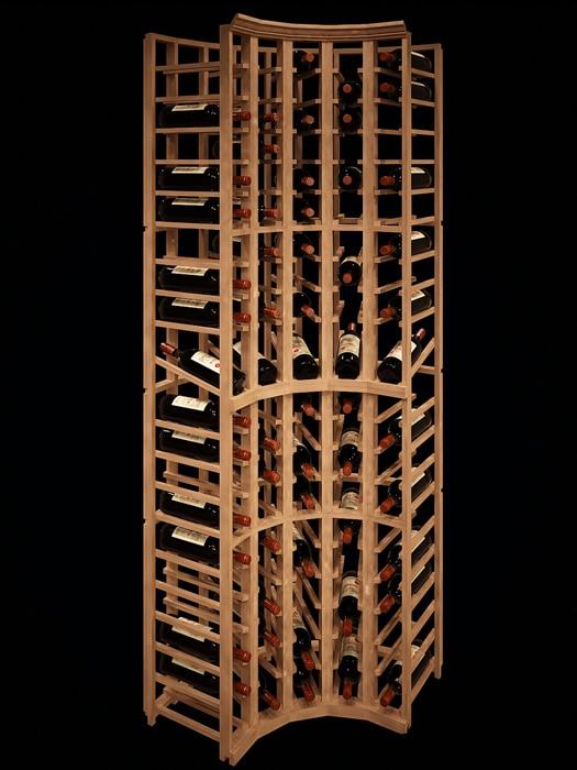 Individual bottles Corner rack – Elite Kit