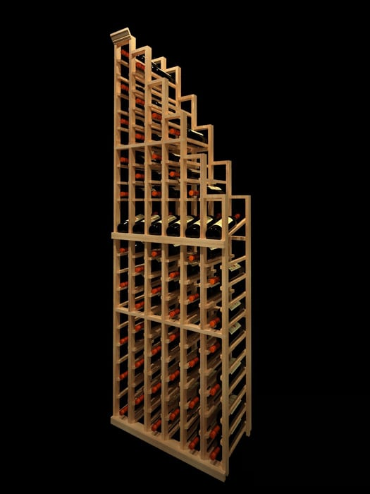 Individual bottles rack Cascade right – Elite Kit