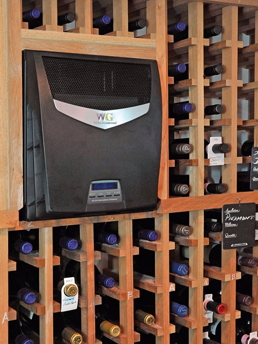 Compresseur mural TTWo18 – Wine Guardian
